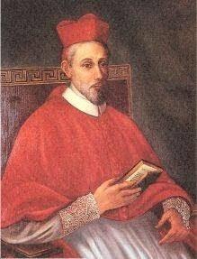 Ritratto del Cardinal Antonio Barbarigo