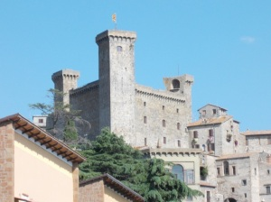 Rocca Monaldeschi della Cervara di Bolsena