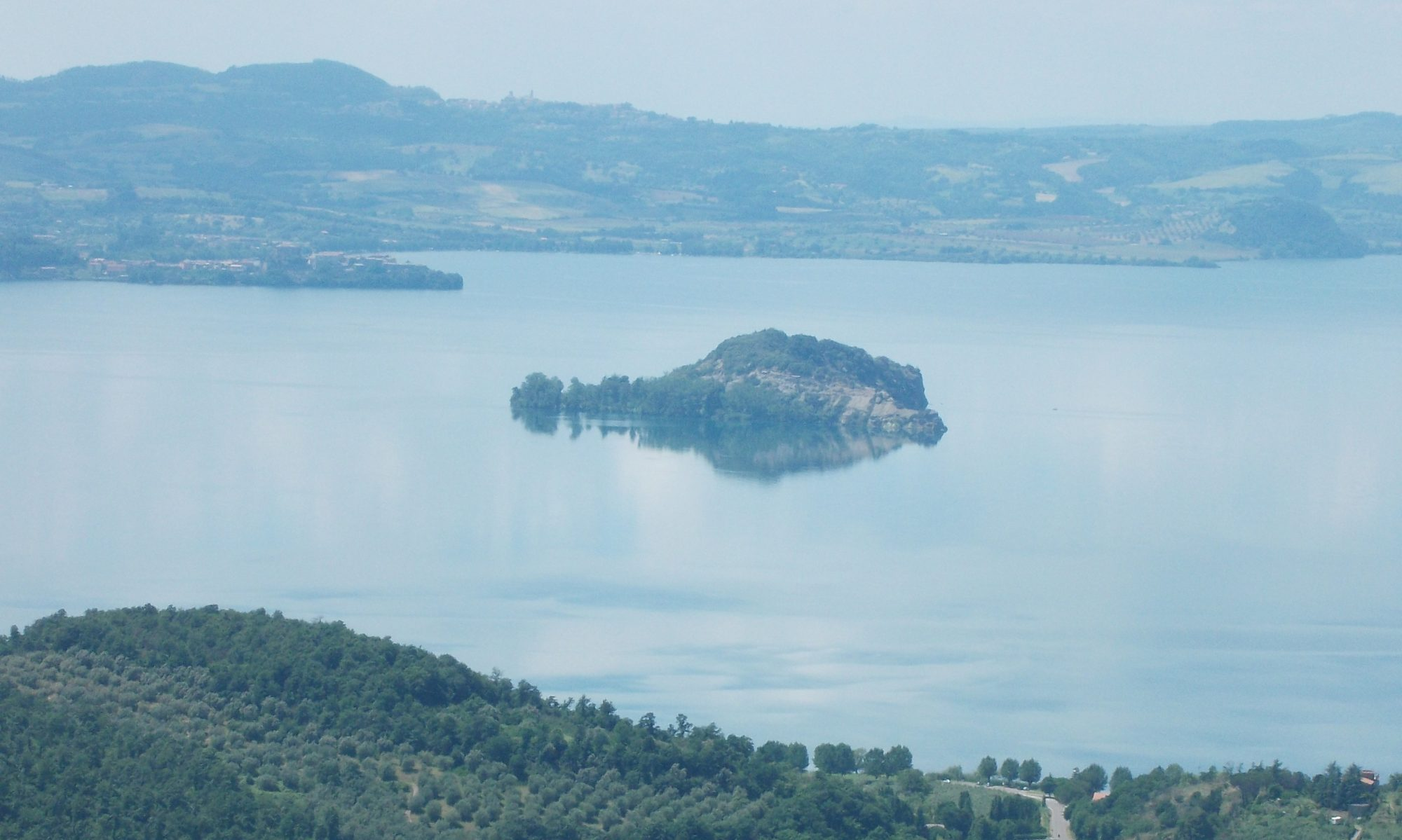 Alta Tuscia, Terra Antica